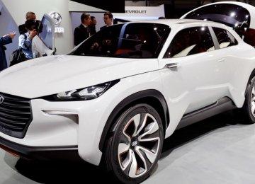 Hyundai's Kona to Take on Nissan Juke
