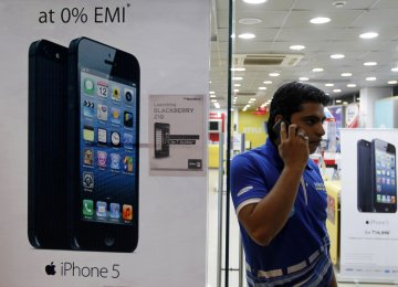 iPhone Reportedly Will Be Built in India