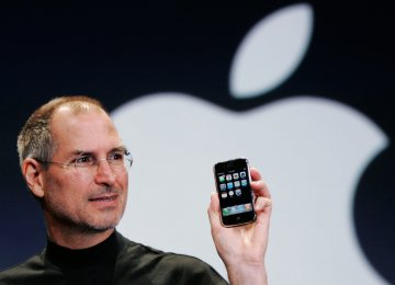 Steve Jobs' iPhone is Ten Years Old