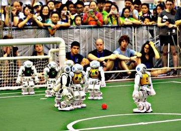 Robotics Team Heads to Japan