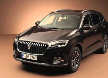 Borgward Reportedly in Deal With Kian Motor