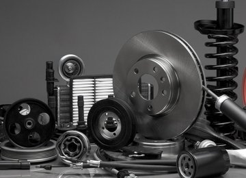 SAIPA and IKCO's debt to auto parts makers has doubled in the past two years.