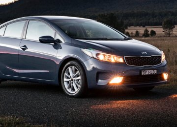 the imported Kia Cerato is now 50 million rials dearer.