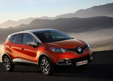 The top imported car has been Renault's crossover Capture.
