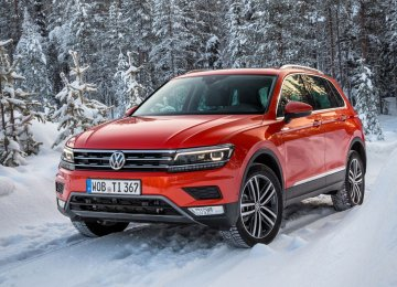 Mammut has priced Tiguan and Passat at $67,000 and $63,000 respectively.