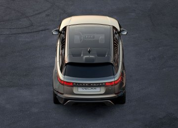 Land Rover has squeezed in a new car between its Evoque and Sport models.