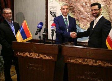 Armenia to Expand ICT Ties