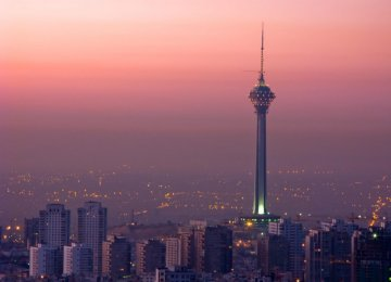 Both conferences will be held at the iconic Milad Tower in north Tehran.