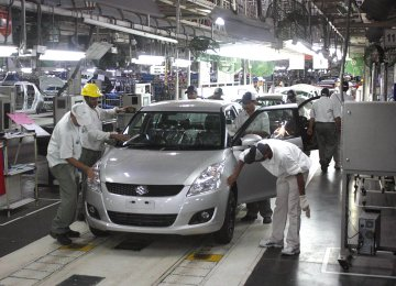 Suzuki, One in Every Two Cars Sold in India