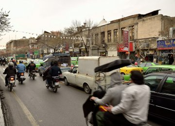 Iran Produces 1/2 Million Motorcycles Annually