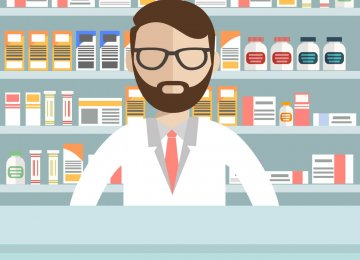 Each pharmacy has a profile on the app and users can write reviews on their performance and rank them.
