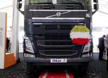 Volvo FH16 to Enter Iran Market