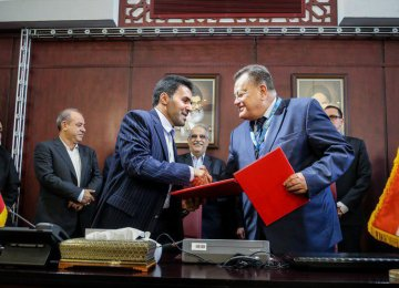 Ikarus Signs Import MOU