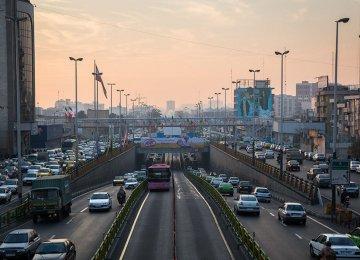 Last week, air pollution in Tehran reached dangerous levels.