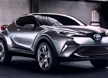 Toyota C-HR is now one of the more expensive crossovers in the local market.