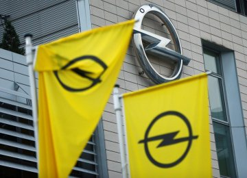 Opel's owner PSA aims to eliminate 3,700 jobs under a program of voluntary departures.