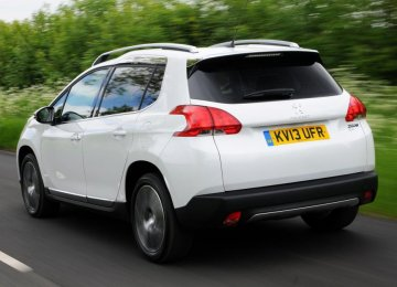 The Peugeot 2008 will be the newest locally-made brand to enter the Iranian market in more than 10 years.