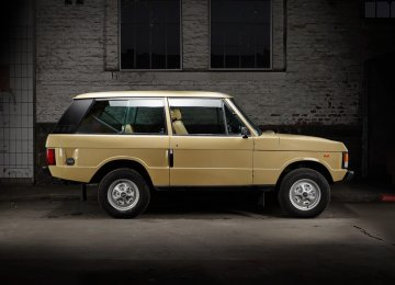 Range Rover's Reborn Coming at $168,0000