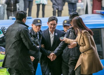 Samsung Chief Court Date Announced