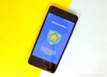 Snowden's App Turns Phones Into Security Systems