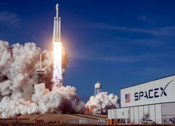SpaceX founder Elon Musk says block 5 boosters should be able to fly 50 to 60 times with minimal refurbishment between flights.