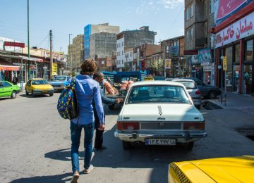 Tap30 Enters Mashhad