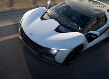 India's TATA Unveils First Sportscar