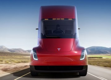 Tesla Again Promises Electric Pickup