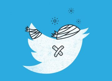 Twitter has detected a bug that saved user passwords unprotected on an internal log.