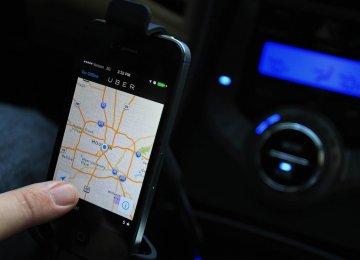 Uber User Discovers Free Riding Hack | Financial Tribune