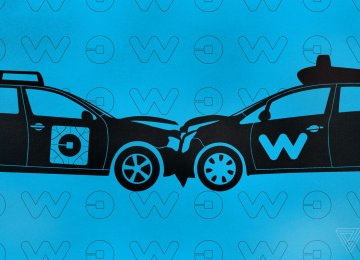 The settlement gives Alphabet 0.34% of Uber's equity, worth around $244 million.