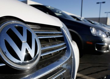 Volkswagen Bemused by Iran Third Party Quotes
