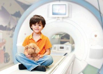 Virtual Reality to  Make MRIs Less Scary