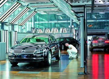VW Production Jumps 28% in Q1
