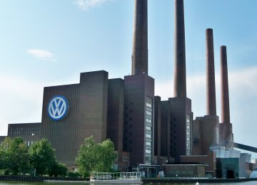 VW Says Works Council Payments Legal