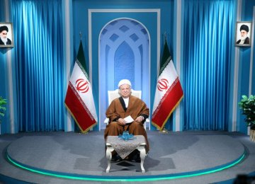 Ayatollah Akbar Hashemi Rafsanjani passed away on Sunday in Tehran at the age of 82 after suffering a heart attack.