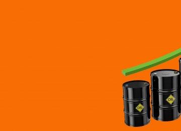 Oil Up Amid  Arab Disarray