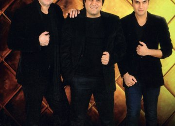 7Band Will  Perform in  Isfahan