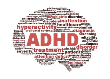 Early Signs, Treatment  of ADHD
