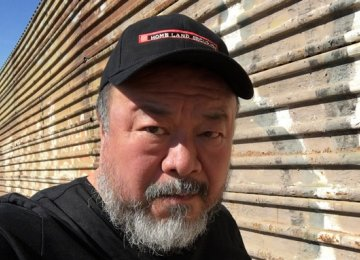 Ai Weiwei on Refugee Crisis