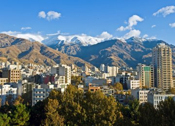 The average lifespan of buildings in Iran is between 25 and 30 years.