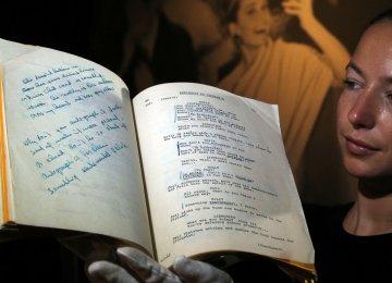 Audrey Hepburn Personal Treasures Raise $5.3m