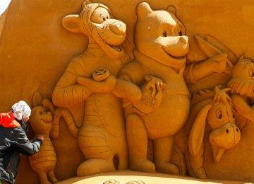 World's Biggest Sand Sculpture Festival Opens in Belgium