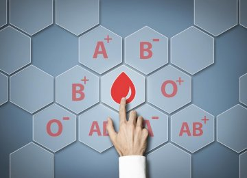 Researchers demonstrate that having a non-O blood group is associated with a 9% increased risk of coronary events.