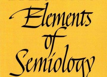 Roland Barthes Essays on Semiology