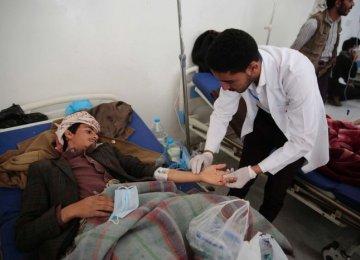 Cholera Kills 2,018 People in Yemen