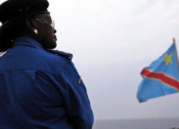 Cinema Verite to Screen Congo's 'Mama Colonel'
