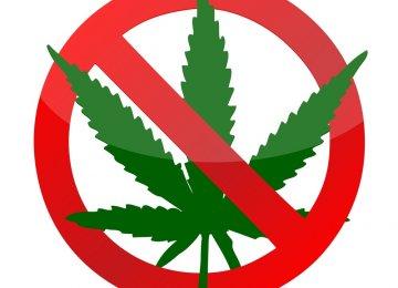 Warning Against Marijuana Publicity