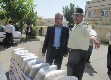 Illicit Drugs Seized