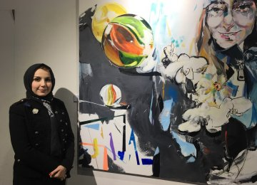 Expressionist Works at Dubai Venue